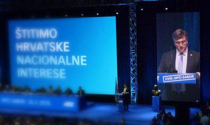 """Plenković je HDZ pretvorio u """"stranku opasnih namjera""""…"""