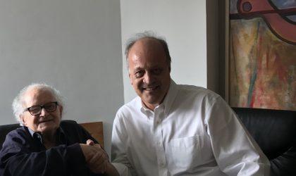 Razgovor Mladena Pavković s Jakovom Sedlarom, hrvatskim redateljem…