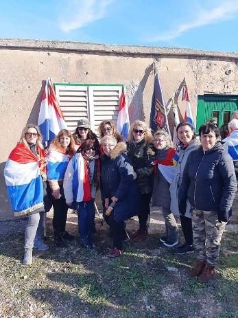 Udruga žene u Domovinskom ratu Zadar…